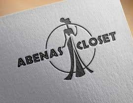#37 for Create a brand logo for Abena's Closet by HabibAhmed2150