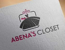 #41 for Create a brand logo for Abena's Closet by HabibAhmed2150