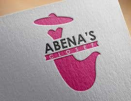 #42 for Create a brand logo for Abena's Closet by HabibAhmed2150