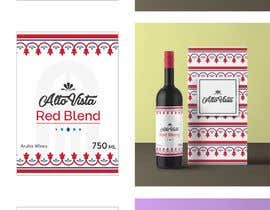 #84 for Wine Label Serie by etoSoot