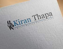 nº 104 pour Logo Design for kiranthapa.com.au par lhrakib