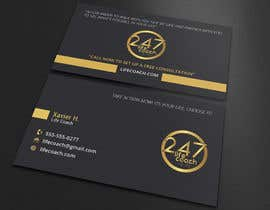 #177 for Design a creative business card av Monirjoy