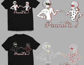 #8 for Create Designs For Miraculous Tales T-Shirt! af sketchdom