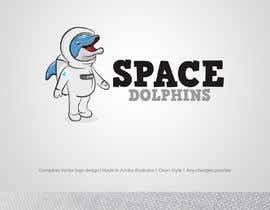 #22 for Space Dolphins - Yes. Space Dolphins. af minimalwork