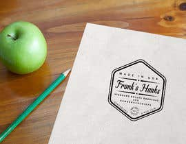 #81 for Logo Design for new Brand -Frank's Hanks by yallan3raf2016