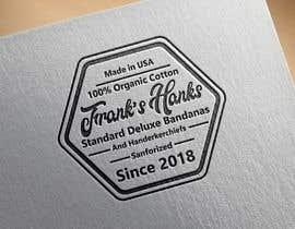 nº 31 pour Logo Design for new Brand -Frank's Hanks par Aunonto