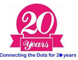 #30 untuk Design a Logo for 20'th anniversary of EPIC oleh srikanthsep9