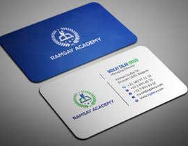 #367 for Design some Business Cards by nishat131201