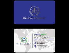 #390 for Design some Business Cards by rahmed03051997