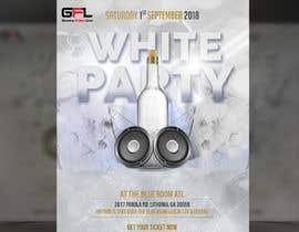 #49 pentru Design a Flyer all white party ATL de către SLP2008