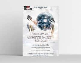 #42 pentru Design a Flyer all white party ATL de către subhammondal840