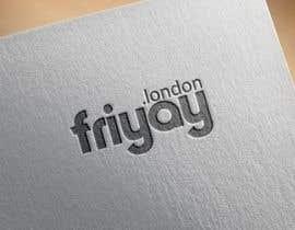 #148 para Logo for Friyay project por imtiazchowdury20