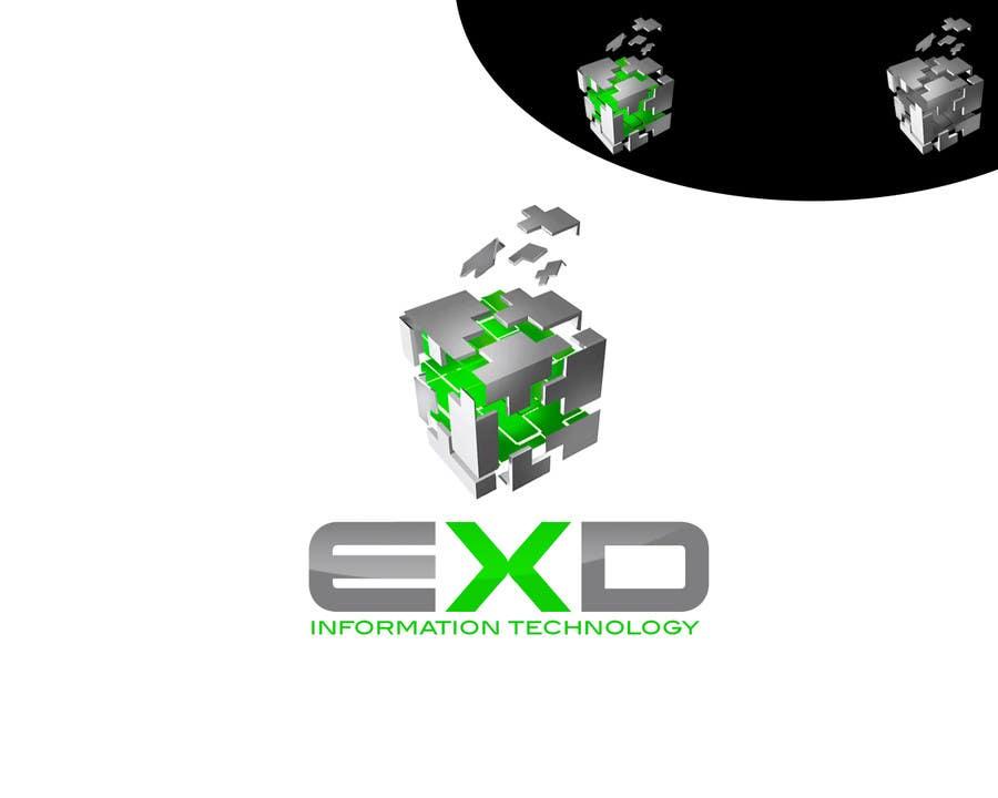 Конкурсная заявка №261 для Logo Design for information technology  company