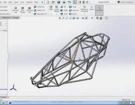#8 pentru Frame design and drawings de către ENG1mga