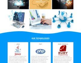 #29 for Website homepage graphics by monirhossain224