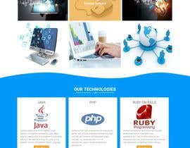 #30 for Website homepage graphics by monirhossain224