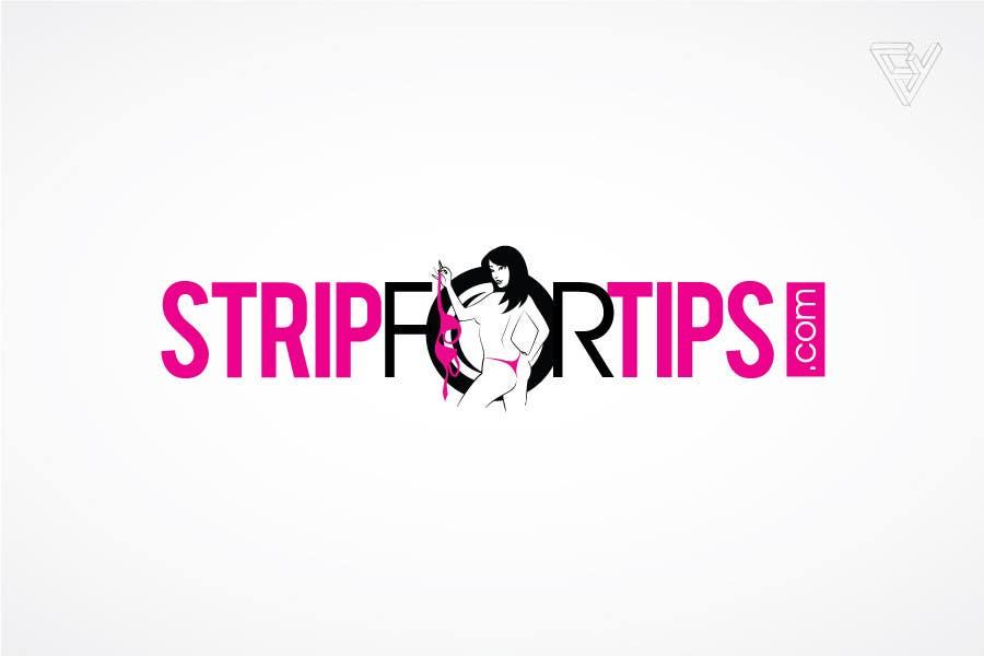 Contest Entry #47 for Logo Design for stripfortips.com