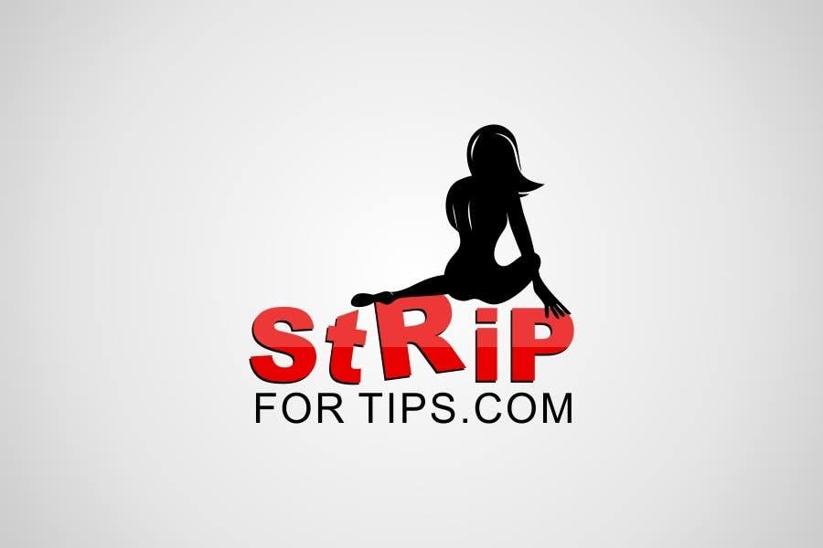 Contest Entry #91 for Logo Design for stripfortips.com