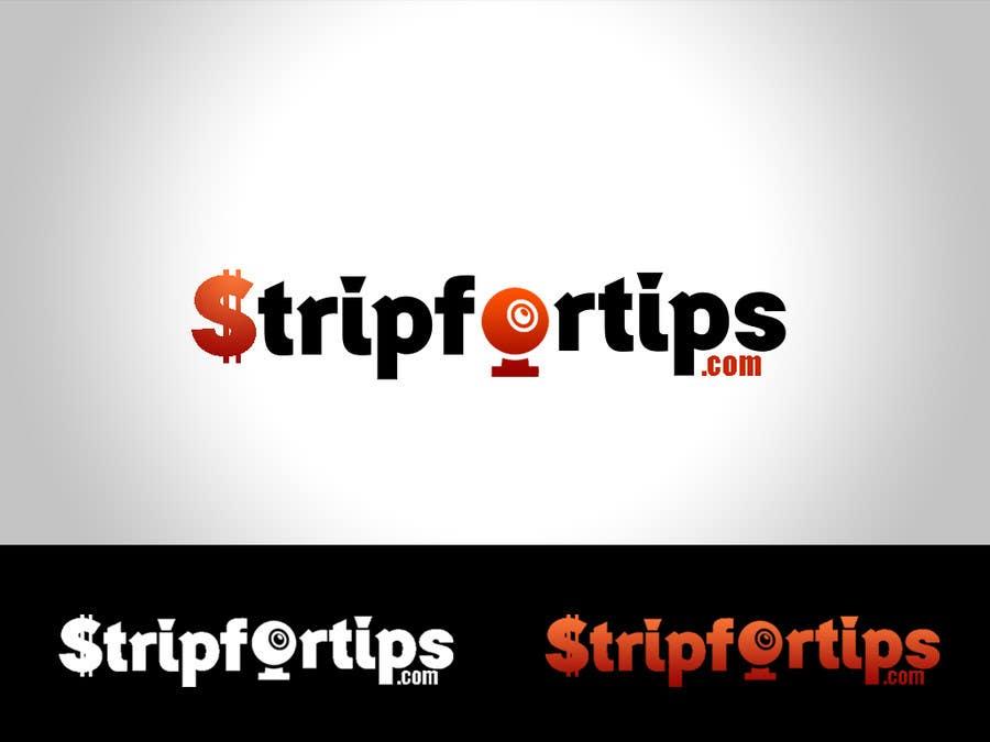 Contest Entry #9 for Logo Design for stripfortips.com