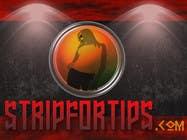 Logo Design for stripfortips.com için Graphic Design86 No.lu Yarışma Girdisi