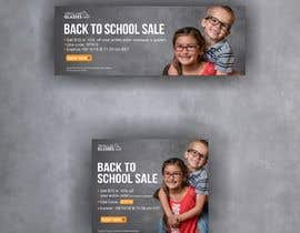 #83 para Back to School Banners por Shrey0017