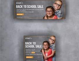 #84 para Back to School Banners por Shrey0017