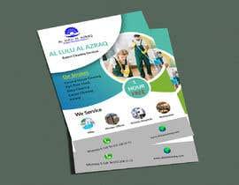 Nro 13 kilpailuun Create Flyer käyttäjältä rakib3368