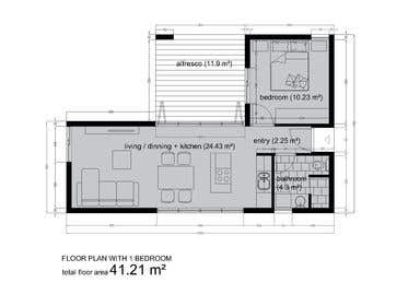 Gambar                             Two Small Building Plans