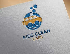 #70 for Create logo for Kids Clean Cars by perfectdesign007