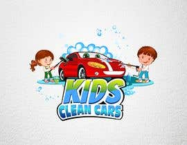 #85 for Create logo for Kids Clean Cars by shinydesign6