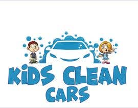 #74 for Create logo for Kids Clean Cars af adnanmagdi