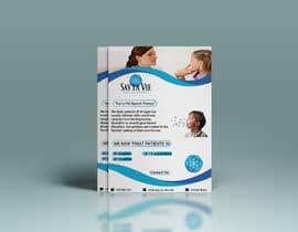Nro 32 kilpailuun Design a Flyer for a Speech Therapy Company käyttäjältä niloykhan55641