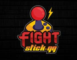 #20 for logo for fighting game website by jarreth