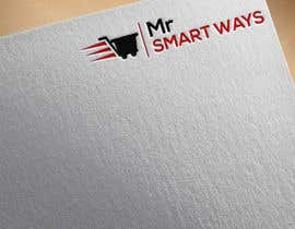 #121 untuk Design Logo for Mr smart Ways oleh DesignInverter