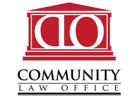 #45 para Logo Design for Community Law Office por IniAku84