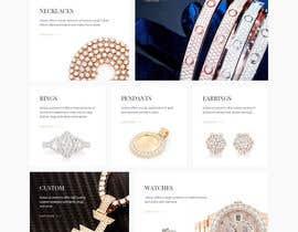 minhajfaruquee님에 의한 Design (not build) me a website for a Jewellery Company을(를) 위한 #16