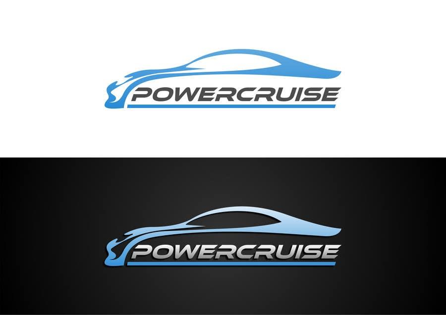 Penyertaan Peraduan #                                        8                                      untuk                                         Design a Logo for Powercruise Car Event