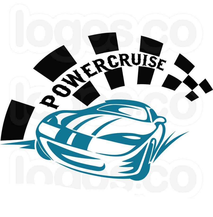 Penyertaan Peraduan #                                        25                                      untuk                                         Design a Logo for Powercruise Car Event