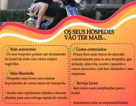 #22 for preciso de uma Brochura de uma empresa de aluguer de motos com rotas af alvinjonas