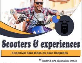 #5 para preciso de uma Brochura de uma empresa de aluguer de motos com rotas por rajatdhunk