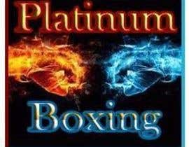 #138 para Logo Design for Platinum Boxing por neeraj007143