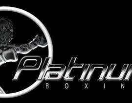 #103 for Logo Design for Platinum Boxing by npaws