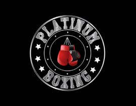 #155 para Logo Design for Platinum Boxing por alinhd