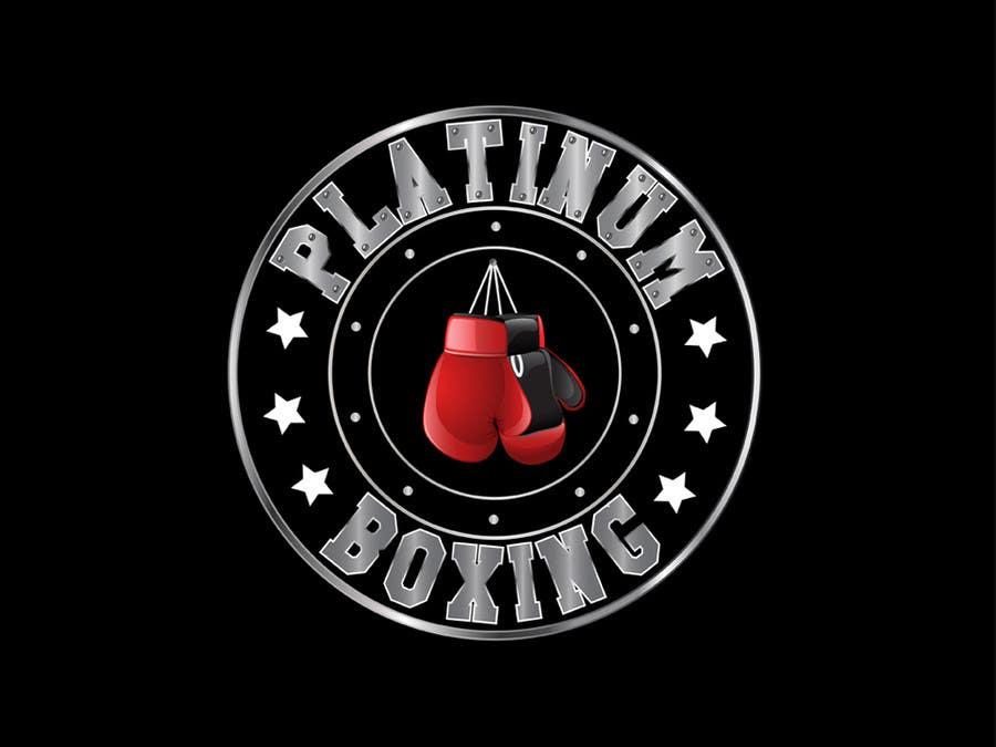 Inscrição nº 154 do Concurso para Logo Design for Platinum Boxing