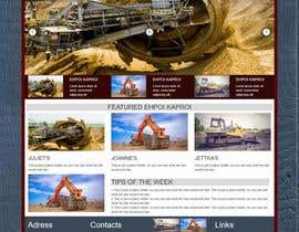 #12 para Diseño web de consultora de ingeniería de gourangoray523