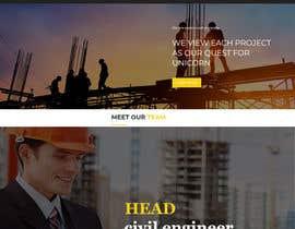#18 para Diseño web de consultora de ingeniería de webzonebd