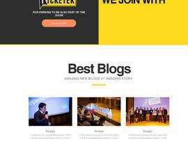 nº 36 pour Design a Website in WIX for a Parking Company par nasimm