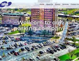 nº 38 pour Design a Website in WIX for a Parking Company par ksumon4711