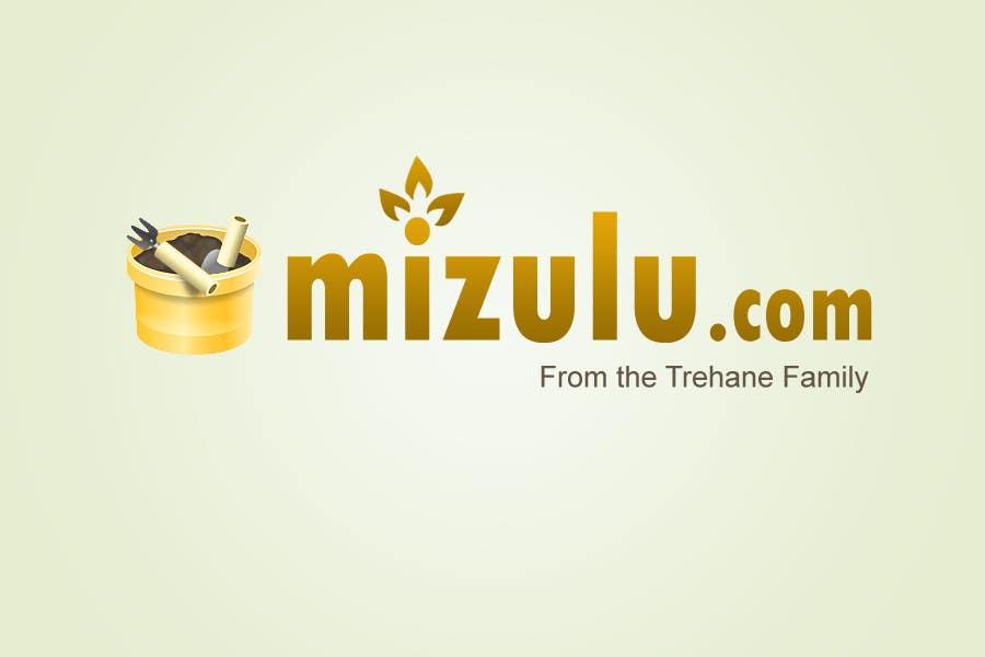 Inscrição nº 282 do Concurso para Logo Design for Mizulu.com