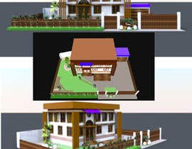 #9 для 3D modeling of home. Landscaping, fencing, structural. Front and side views. Example photos. від sonnybautista143